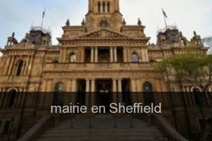 Mairie en Sheffield
